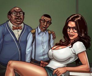 Detention 2 – 27 Pages (Adult Comics)