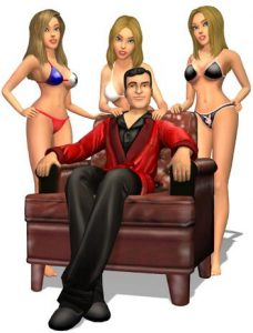 PLAYBOY THE MANSION GOLD EDITION - CYBERLORE STUDIOS