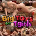 Big Toys For Tgirls – 3D Comics