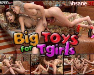 Big Toys For Tgirls