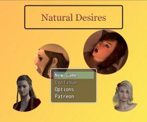 Natural Desires Version 0.1.7