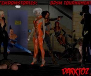 Femdomstories: BDSM Tournament Version 1.0