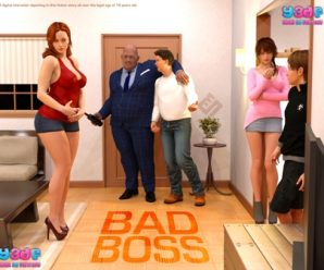 Y3DF – Bad Boss – 45 Pages (Updated) 3D Comics
