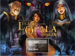 Legend of Queen Opala