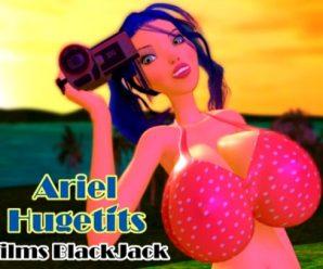 Ariel Hugetits films BlackJack