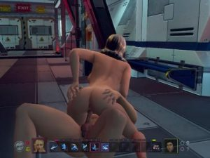 Future sex in video games