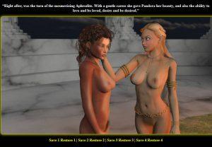 Pandora – hot porn game
