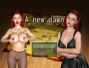Porn Games A New Dawn