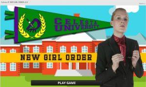 Celesta University New Girl Order