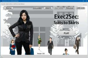 Exec2Sec Suits to Skirts