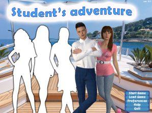 Student's Adventure Version 0.2