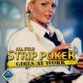 Digital Red All Star Strip Poker – Girls at Work