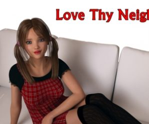 Love Thy Neighbor v0.16 + Incest Patch