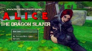 Alice The Dragon Slayer