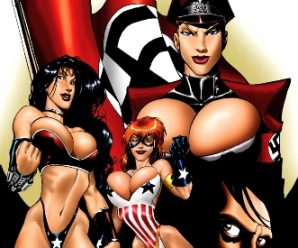 American Icon Against the Evil Nazis 1-3
