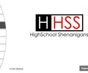 HSS -HighSchool Shenanigans-v0.023