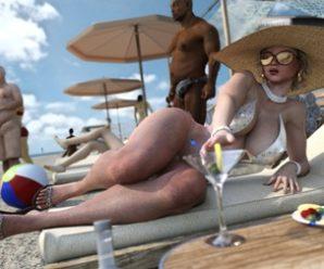 Beach Bum – 3D comics