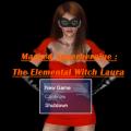 Masked Superheroine: The Elemental Witch Laura v0.01