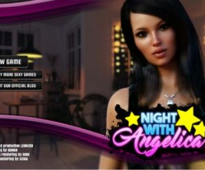 Night with Angelica [Lesson of Passion]
