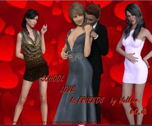 School, Love & Friends Version 2.4