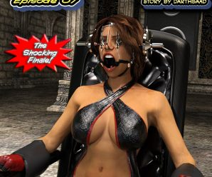 3D PORN COMIC – Brrds of Prey Dark Origin 7