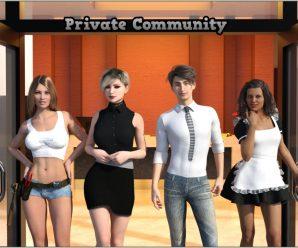 Private Community v0.6.5 [Boomatica]