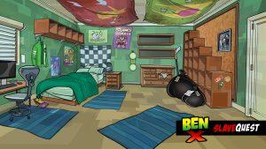 Ben X Slave Quest