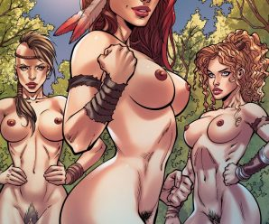 Jungle Fantasy: Survivors 1–10 [Boundless Comics]