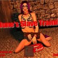 Salune's Slave Training v1.17  [Red Leather Art]