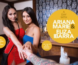 A Day with Ariana Marie & Eliza Ibarra [LifeSelector]