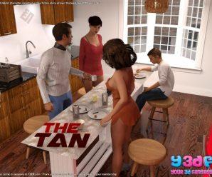 3D PORN COMIC Y3DF – The Tan