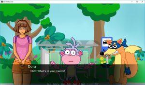 Dark Forest Stories Dora The Explorer