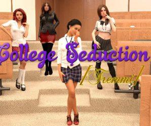 College Seduction Version 0.4B [Tremmi]