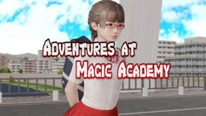 Adventures at Magic Academy