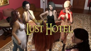 Amy's Lust Hotel