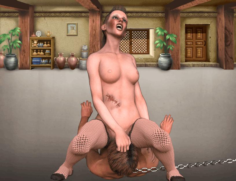 игры секс тюрьма