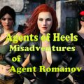 Agents of Heels: Misadventures of Agent Romanov – Version 0.11