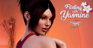 Flirting with Yasmine