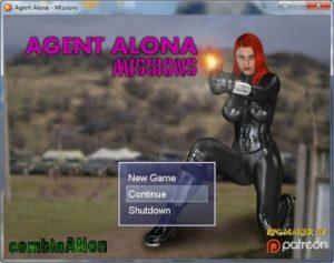 Agent Alona