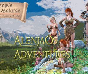 Alenja's Adventures Version 0.20 Final