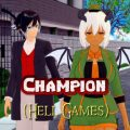 Champion – Version 0.02 (Hell Games)