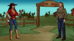 A Visit to the Double D Ranch