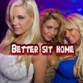 Better sit home Version 1.0