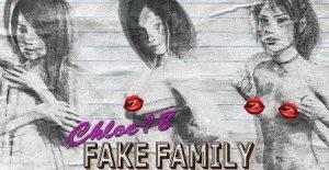Chloe 18 Fake Family