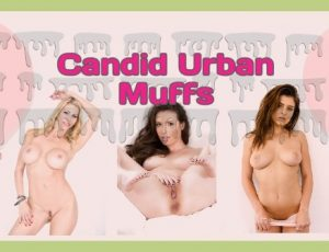 Candid Urban Muffs