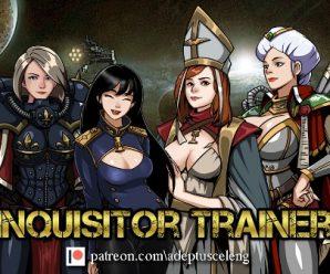 Inquisitor Trainer Version 0.22