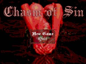 Chasm of Sin