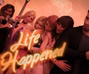 Life Happened Version 0.4.1