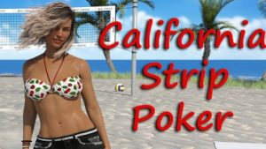 California Strip Poker
