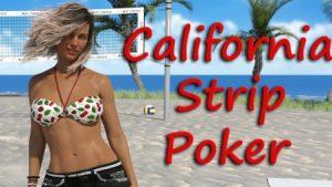 California Strip Poker